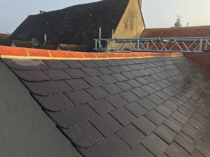 Roofing Case Study James Roofing Hertfordshire